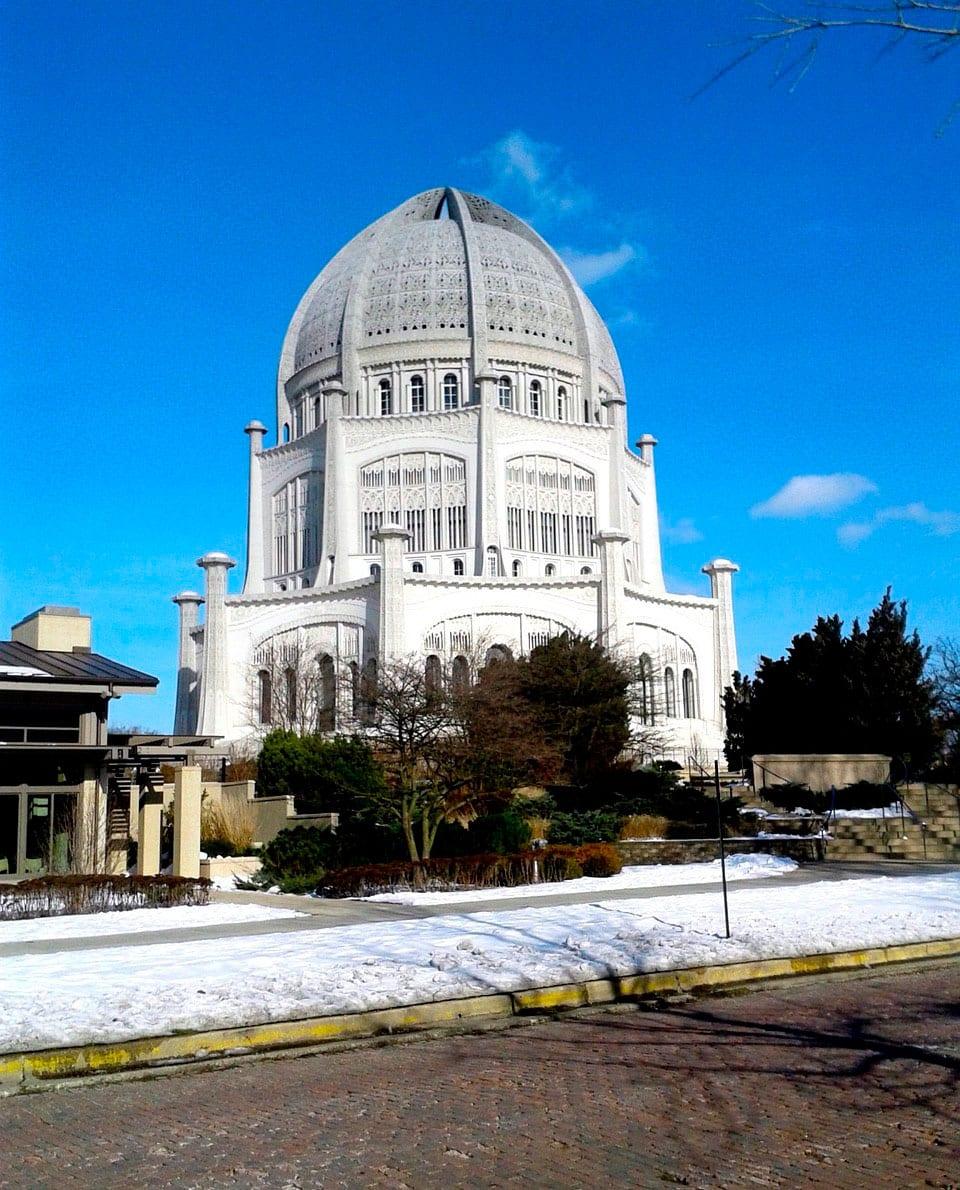 Bahai Temple Wilmette