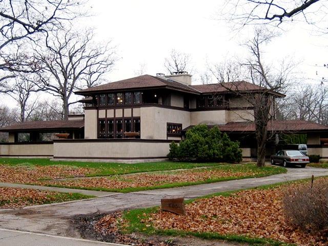 Highland Park Willits House